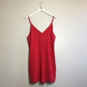 NEW NastyGal Daphnea Red Romper Cami Playsuit Tank